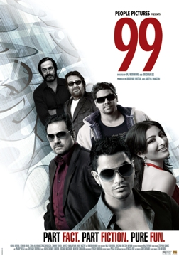 99 Movie Review by Sputnik
