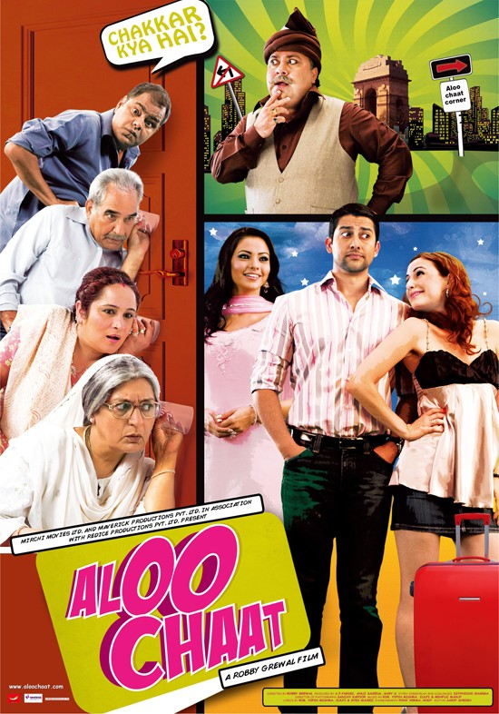 Aloo Chaat Movie Review by Sputnik