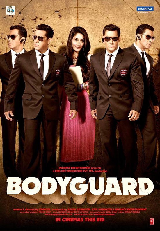 Bodyguard Movie Review by Sputnik