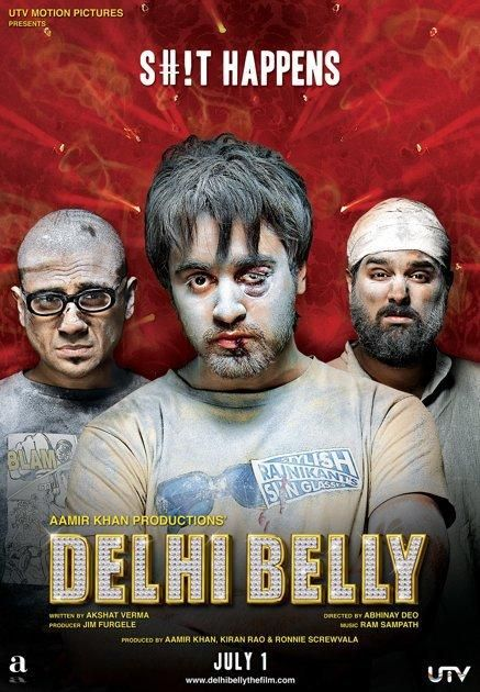 Delly Belly Movie Review by Sputnik