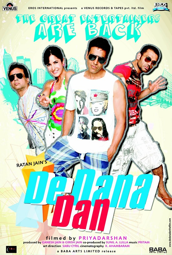 De Dana Dan Movie Review by Sputnik