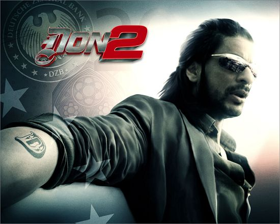 Don 2 New Posters