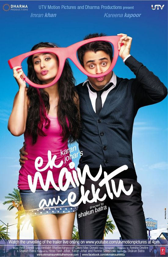 Ek Main Aur Ekk Tu Movie Review by Taran Adarsh
