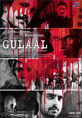 Gulaal Movie Review by Sputnik
