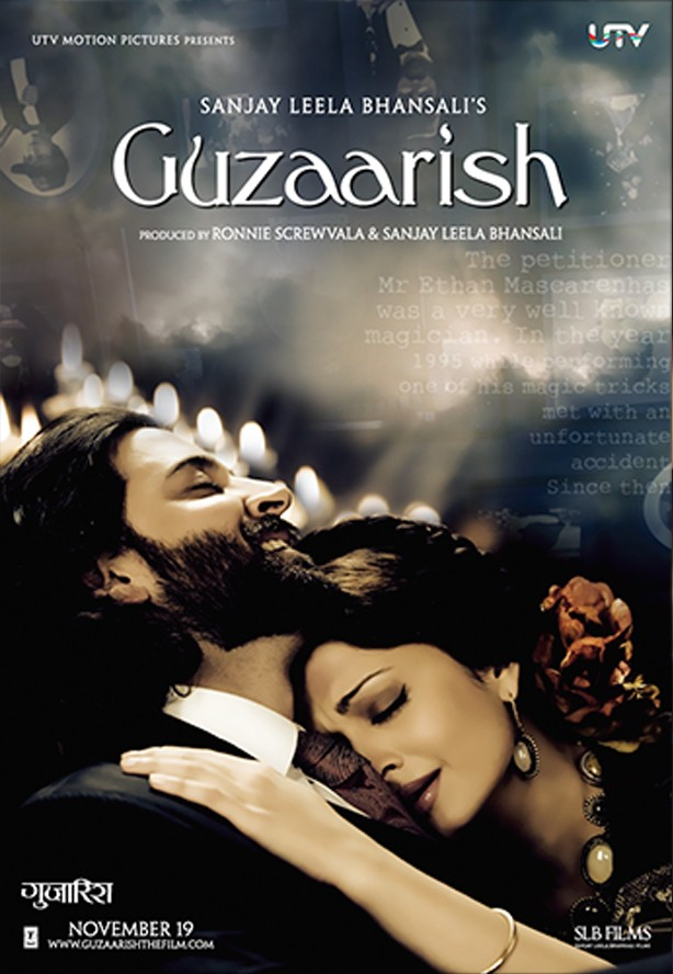 Guzaarish Movie Review by Sputnik