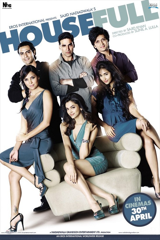 Housefull Movie Review by Sputnik