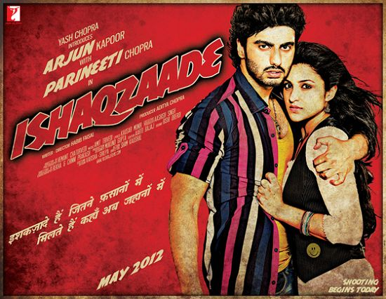 Ishaqzaade Movie Review by Taran Adarsh