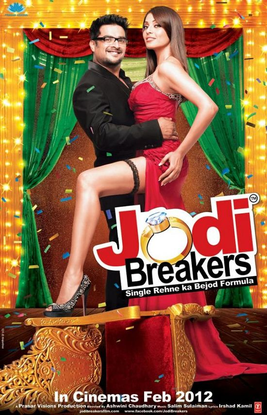 "Sanket's Review: ""Jodi Breakers""- Madhavan is the only brightness in this otherwise mediocre film."