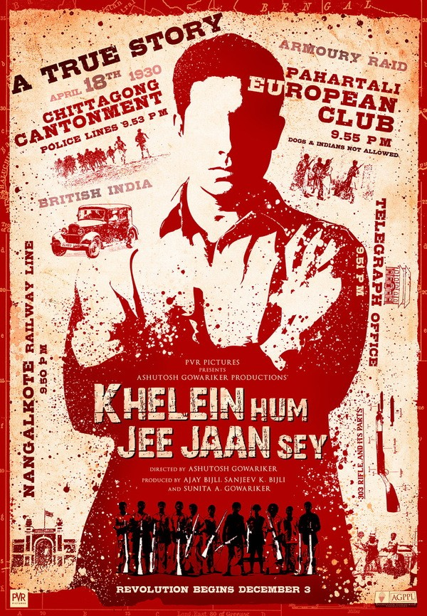 Khelein Hum Jee Jaan Sey Movie Review by Sputnik