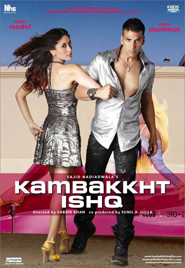 Kambakkht Ishq Movie Review by Sputnik
