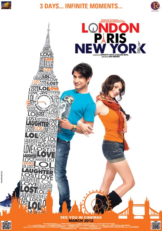 "Sanket's Review: ""London Paris New York"" takes its time to establish the premise."