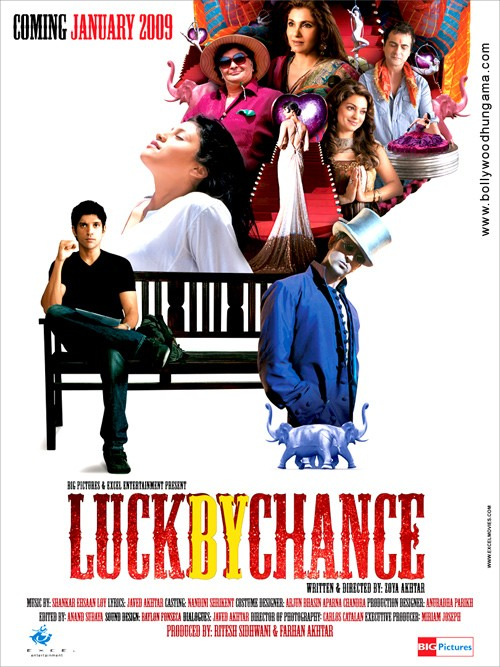 Luck By Chance Movie Review by Sputnik