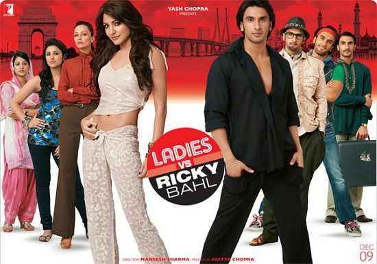 Ladies VS Ricky Bahl TOI Movie Review by Nikhat Kazmi