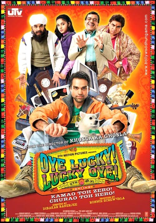 Oye Lucky! Lucky Oye! Movie Review by Sputnik