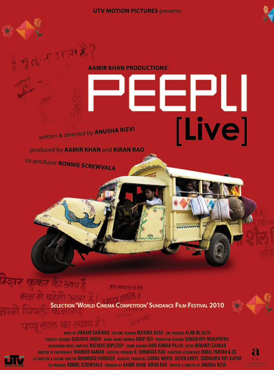 Peepli [Live] Movie Review by Sputnik