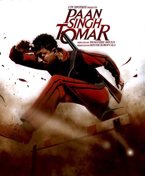 "Sanket's Review: ""Paan Singh Tomar"" is a film you should not miss for any damn reason!"