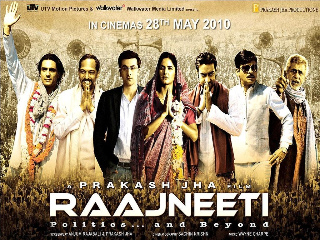 Raajneeti Movie Review by Sputnik