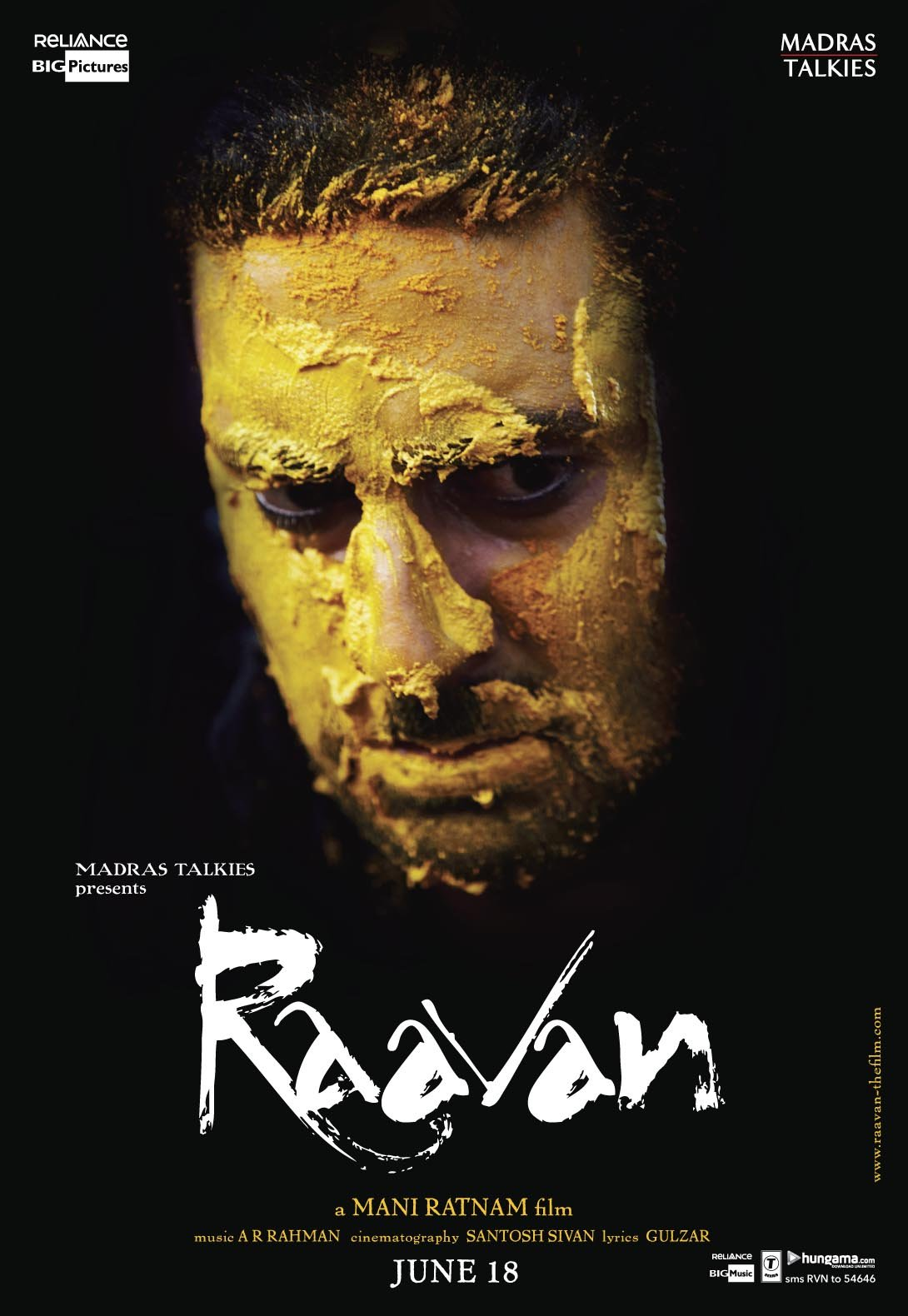 Raavan Movie Review by Sputnik
