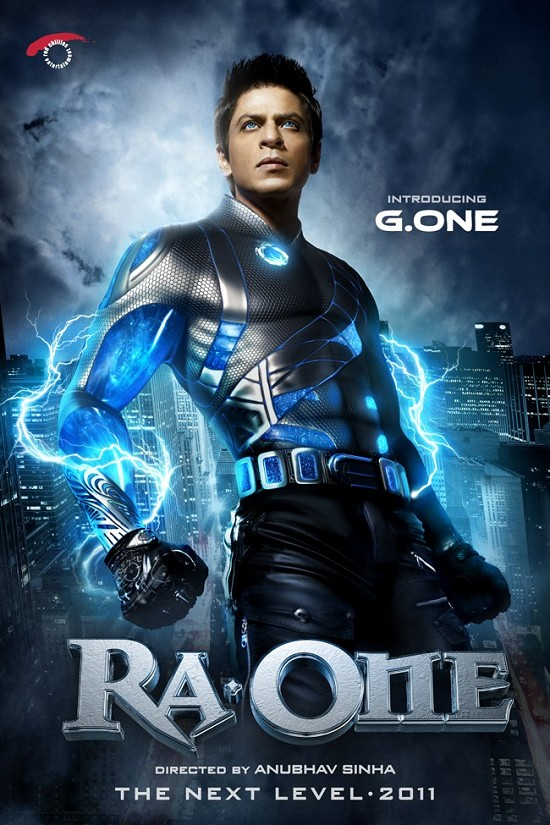 Ra.One Movie Review by Sputnik