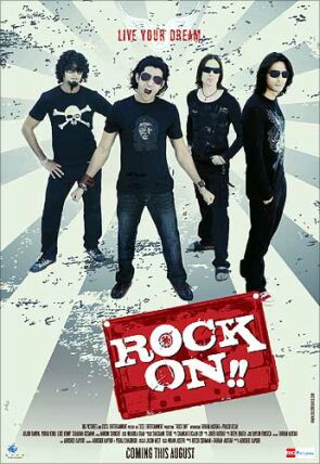 Rock On!! Movie Review by Sputnik