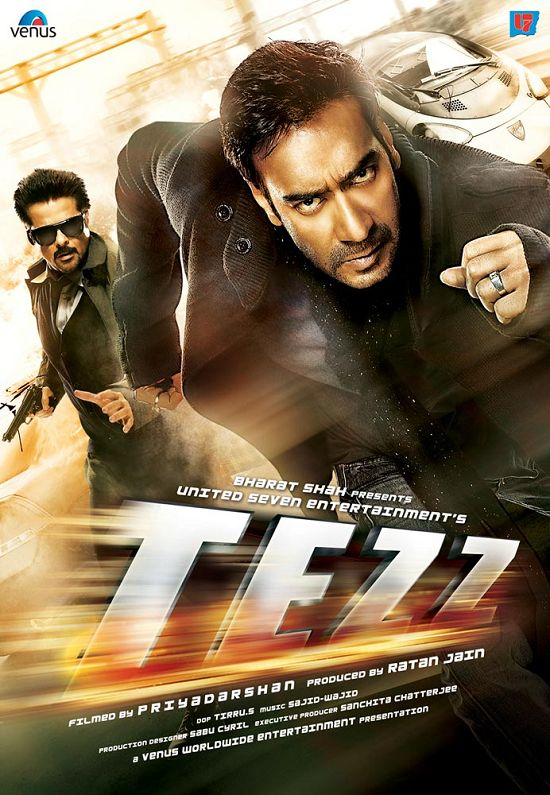 Tezz Movie Review by Taran Adarsh