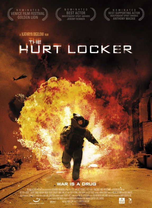 The Hurt Locker Movie Review by Sputnik