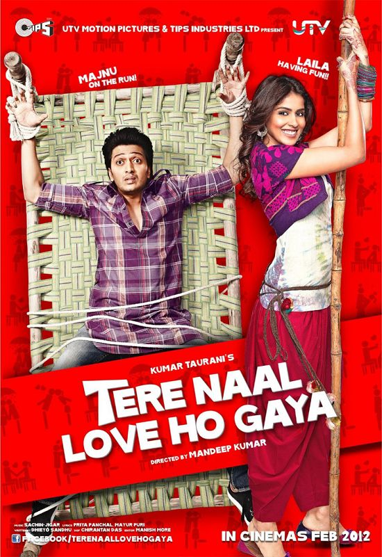 Tere Naal Love Ho Gaya Movie Review by Taran Adarsh