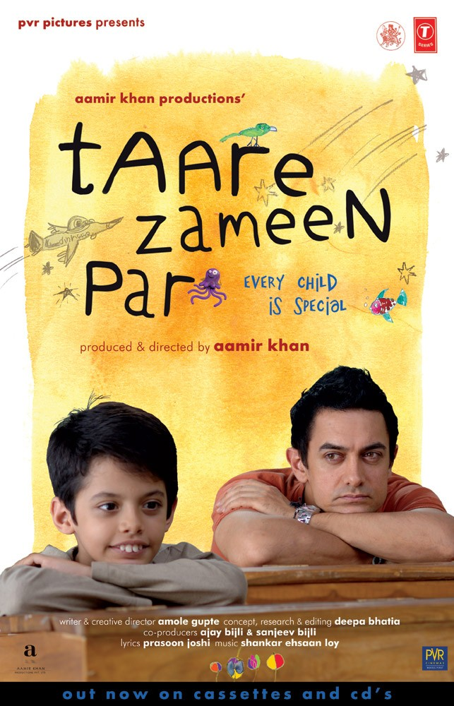 Taare Zameen Par Story Inspired/Copied from Thank You Mr. Falker