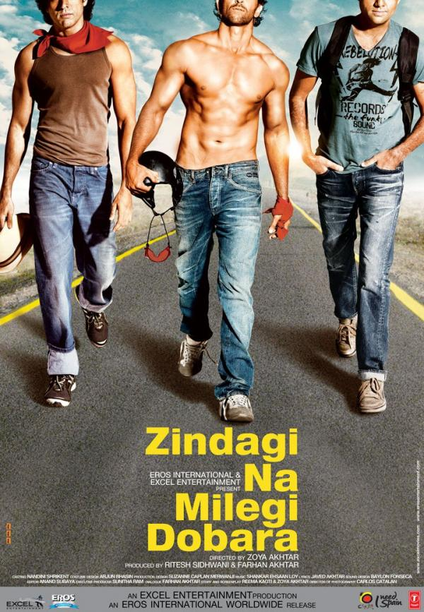 Zindagi Na Milegi Dobara Movie Review by Sputnik
