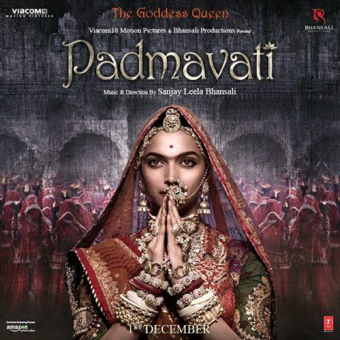 Padmavati First Look Poster starring Deepika Padukone