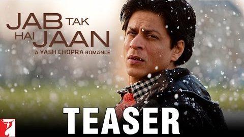 A Yash Chopra Romance Teaser