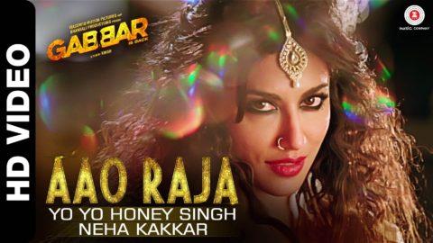 Aao Raja Song from Gabbar Is Back ft Chitrangada Singh, Akshay Kumar
