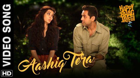 Aashiq Tera Song from Happy Bhag Jayegi ft Diana Penty, Abhay Deol, Ali Fazal