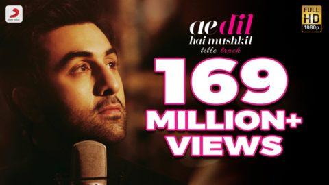 Ae Dil Hai Mushkil Title Song from Ae Dil Hai Mushkil ft Ranbir Kapoor, Aishwarya Rai Bachchan, Anushka Sharma