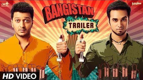Bangistan Official Trailer starring Riteish Deshmukh, Pulkit Samrat