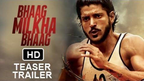 Bhaag Milkha Bhaag Teaser Trailer