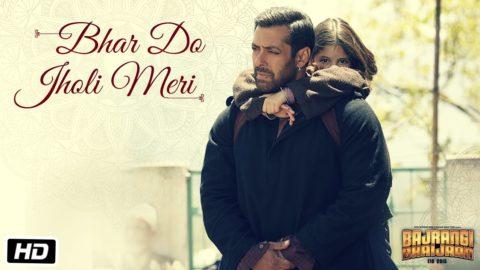 Bhar Do Jholi Meri Song from Bajrangi Bhaijaan ft Salman Khan, Adnan Sami