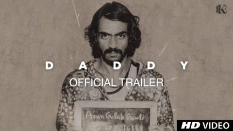 Daddy Official Trailer starring Arjun Rampal