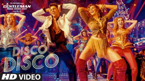 Disco Disco Song from A Gentleman – Sundar, Susheel, Risky ft Sidharth Malhotra, Jacqueline Fernandes