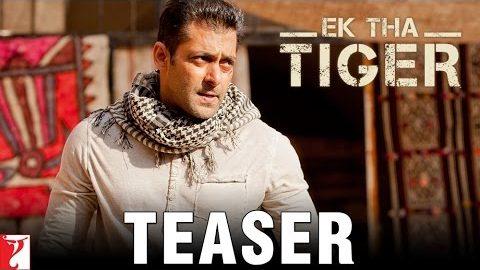 Ek Tha Tiger Teaser Trailer
