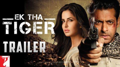 Ek Tha Tiger Theatrical Trailer