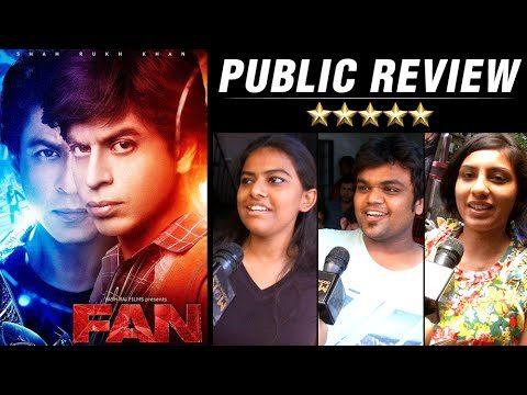 Fan Movie Public Reviews