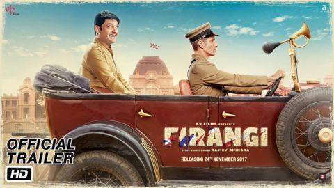 Firangi Official Trailer starring Kapil Sharma, Ishita Dutta