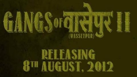 Gangs Of Wasseypur II Dialogue Promos