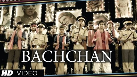 Give It Up For Bachchan Song – Bombay Talkies