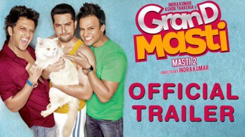 Grand Masti Uncensored Theatrical Trailer