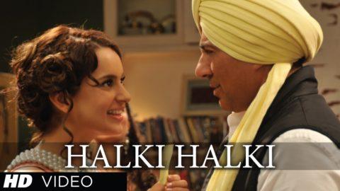 Halki Halki Song – I Love New Year