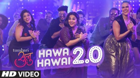 Hawa Hawai 2.0 Song from Tumhari Sulu ft Vidya Balan