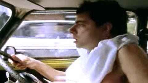 Hero No. 1 Scene Copied from Mr. Bean