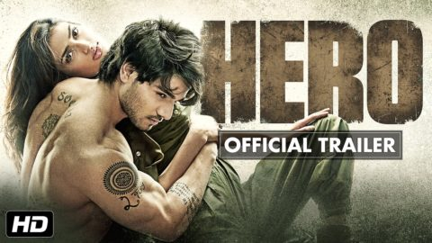 Hero Official Trailer starring Sooraj Pancholi, Athiya Shetty